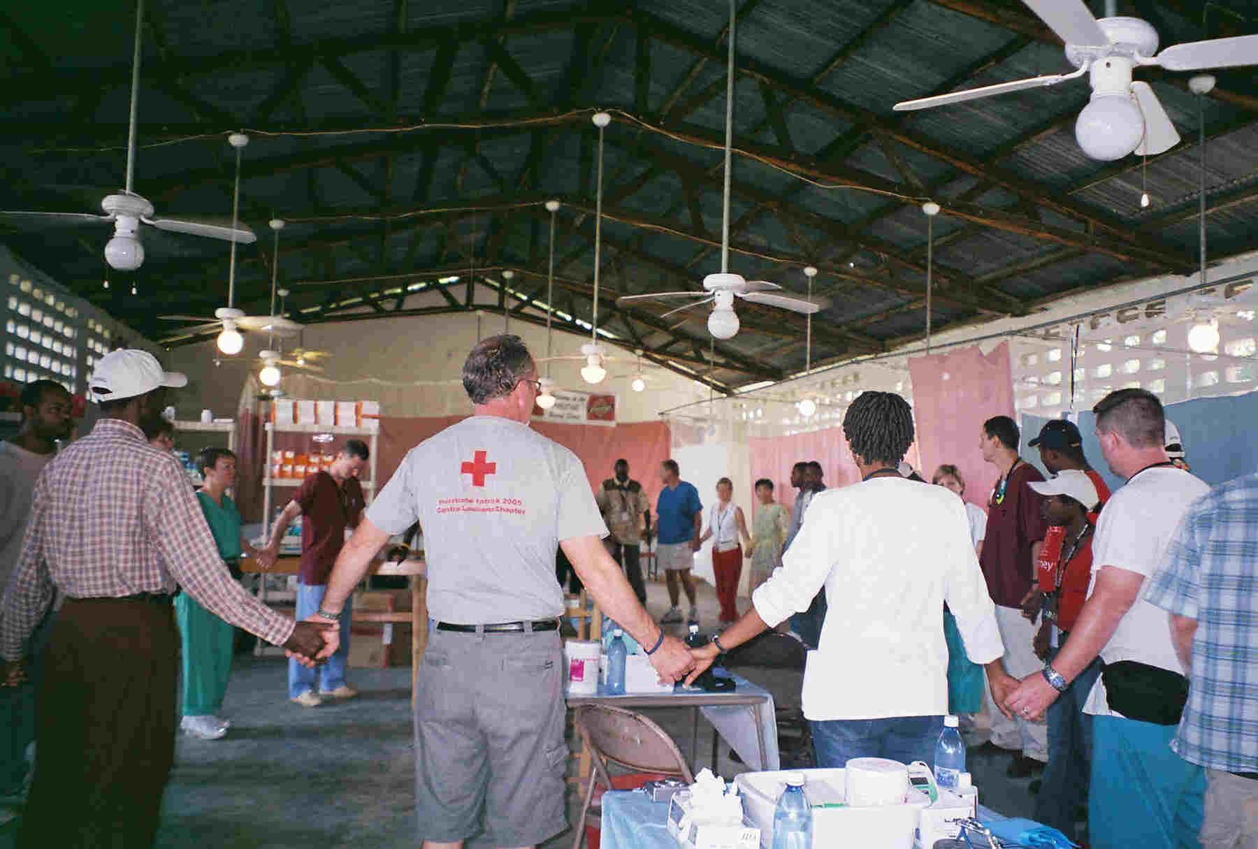 Hope for Haiti Gala