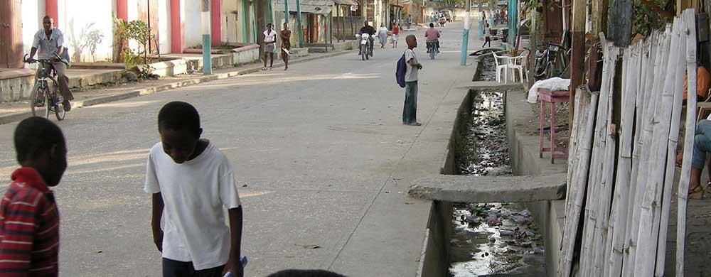 Hope for Haiti | Safe Water Program